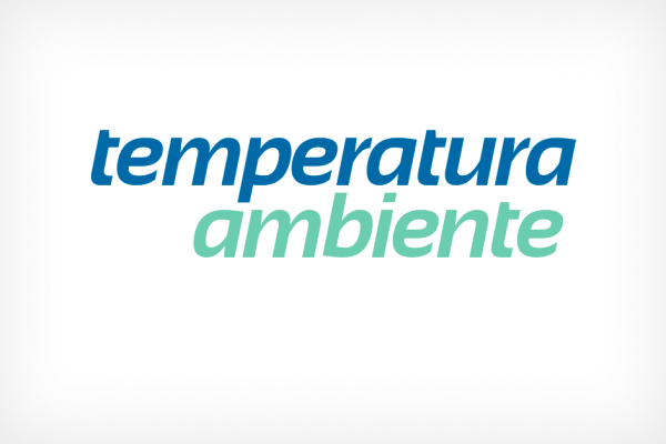 Logo transporte a temperatura ambiente