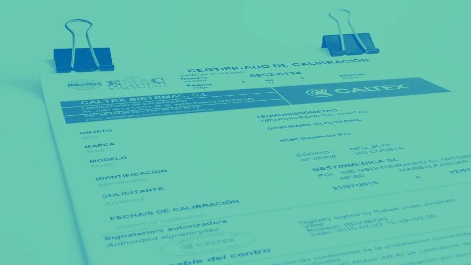 Certificación de calidad en transporte médico-sanitario