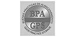 Logo Certificación Buenas Prácticas de Almacenamiento