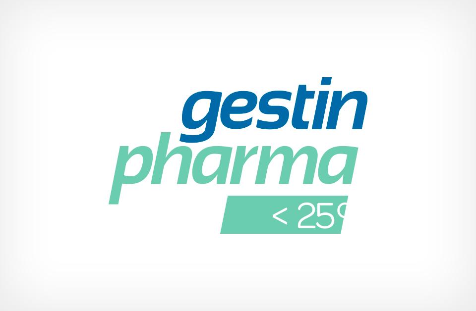 Logotipo GestinPharma transporte Pharma
