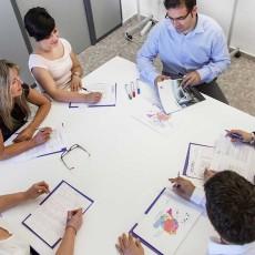 Equipo Gestinmédica en planificación logística