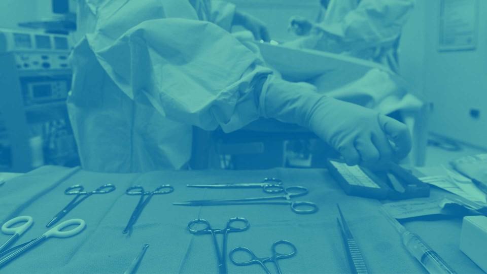 Material médico y hospitalario