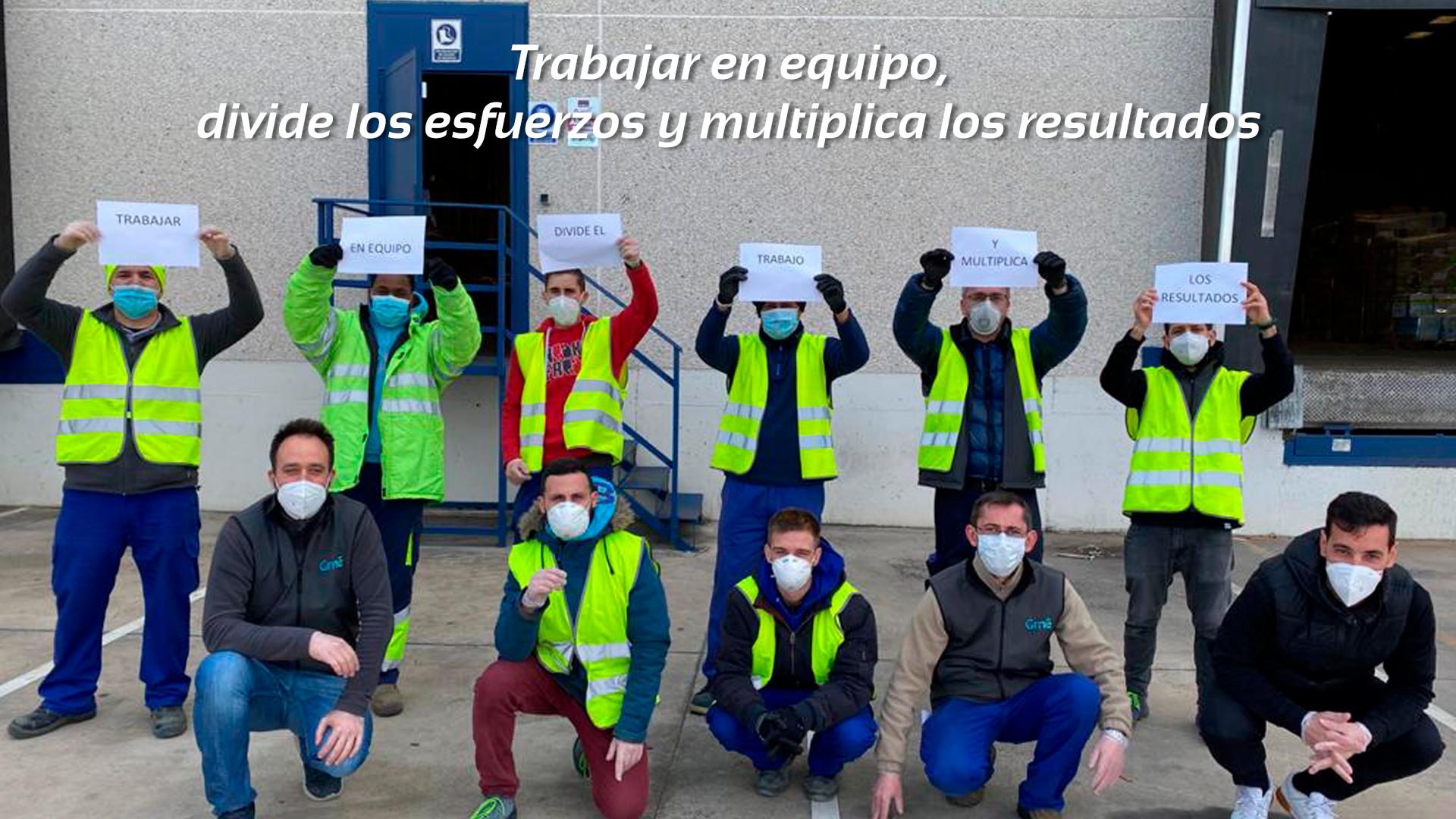 Equipo humano Gestinmédica Madrid